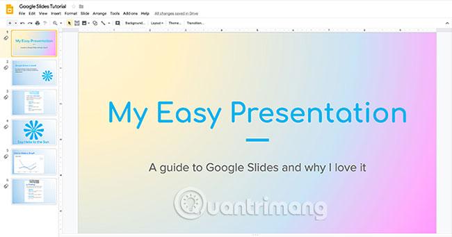 Cách tạo và sử dụng gradient tùy chỉnh trong Google Slides - Ảnh minh hoạ 15