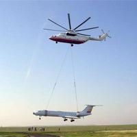 Khám phá trực thăng lớn nhất thế giới Mi-26 của Nga, từng chở cả hóa thạch voi ma mút