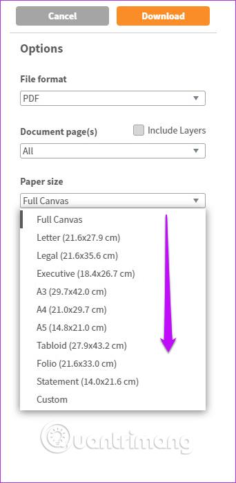 Cách nhập sơ đồ Lucidchart sang Microsoft Word và Excel - Ảnh minh hoạ 10