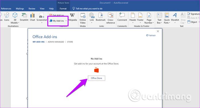 Cách nhập sơ đồ Lucidchart sang Microsoft Word và Excel - Ảnh minh hoạ 5