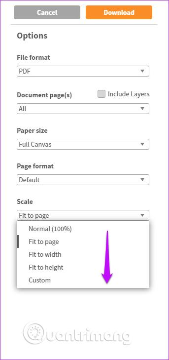 Cách nhập sơ đồ Lucidchart sang Microsoft Word và Excel - Ảnh minh hoạ 9