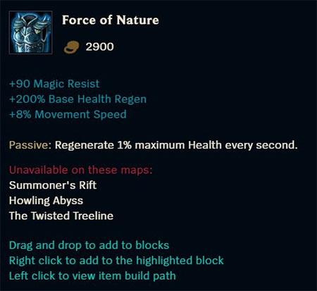 Sức mạnh của tự nhiên