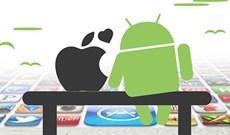 iOS 13 đối đầu Android Q - Ai là người chiến thắng?
