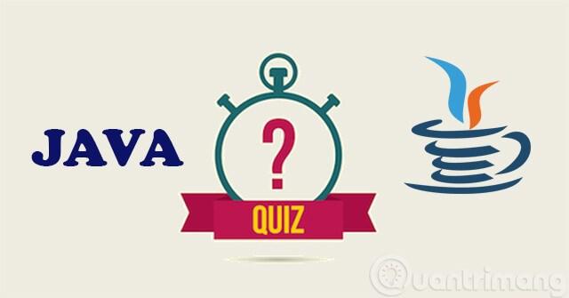 eQuiz - Bài kiểm tra trắc nghiệm về Core Java - Phần 2