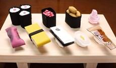 Thư giãn cuối tuần với video stop-motion dạy làm sushi từ... iPhone, áo vest cực lôi cuốn