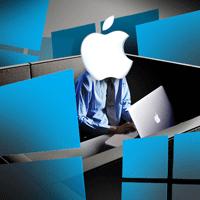 Cách chạy ứng dụng Mac trên Windows10