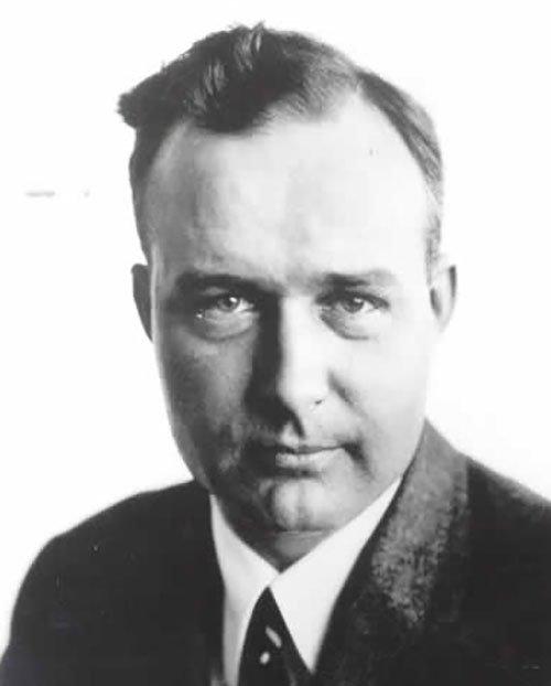 Thomas Midgley, Jr., người đầu tiên sản xuất thành công Freon (CFC), chất sinh hàn phổ biến trong công nghệ làm lạnh.
