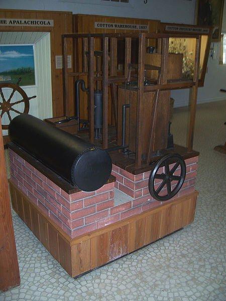 Hiện, mô hình máy tạo băng của John Gorrie vẫn được trưng bày tại bảo tàng John Gorrie, Apalachicola, Florida.