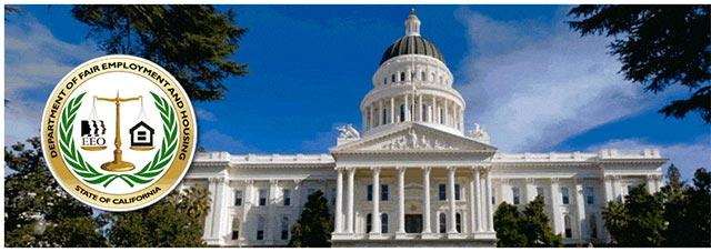 Cơ quan Thanh tra Bình đẳng trong Việc làm và Gia cư California