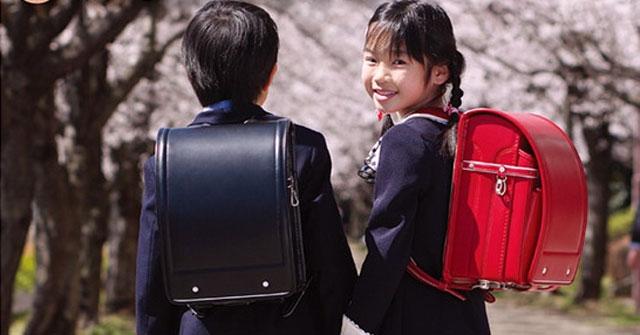 Cặp chống gù Nhật Bản