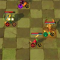 Một số đội hình và chiến thuật chơi Auto Chess Mobile