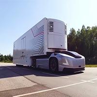 Sử dụng xe tải điện không người lái để vận chuyển hàng hóa, tại sao không?