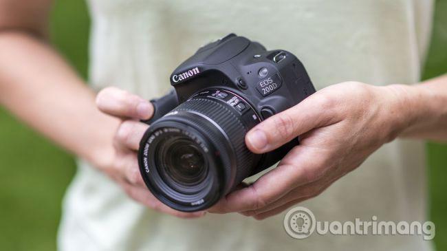 Canon EOS Rebel SL2/EOS 200D