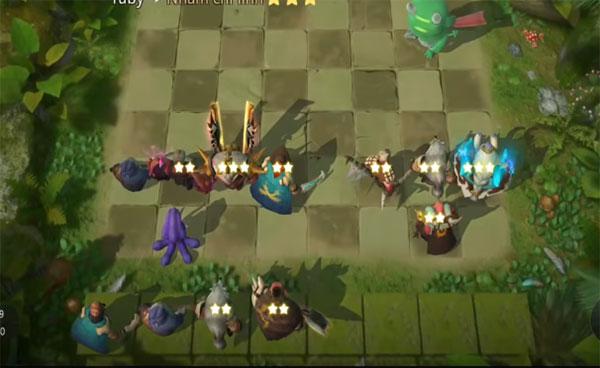 Dota Auto Chess Warrior