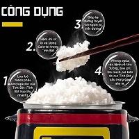 Nồi cơm tách đường - Giải pháp thông minh cho người tiểu đường & ăn kiêng