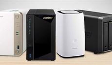 Các thiết bị NAS (Network Attached Storage) tốt nhất năm 2021