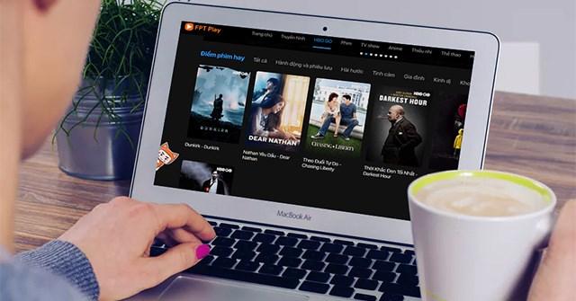 Cách xem HBO GO trên FPT Play miễn phí