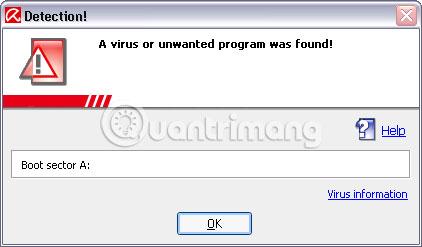 Cách bảo vệ chống virus Boot Sector trong Windows - Ảnh minh hoạ 3