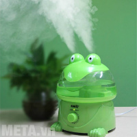 Địa chỉ mua ếch phun sương giá rẻ tốt nhất tại Hà Nội, TPHCM