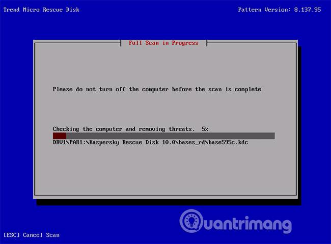 16 công cụ diệt virus có khả năng boot miễn phí - Ảnh minh hoạ 11