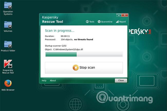 16 công cụ diệt virus có khả năng boot miễn phí - Ảnh minh hoạ 8