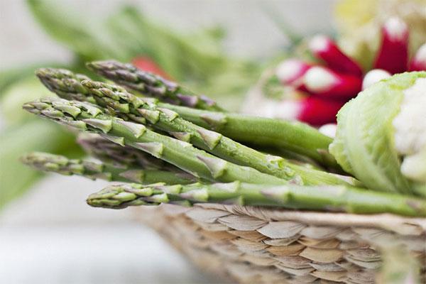 Thực phẩm chứa nhiều axit folic