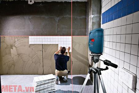 Máy cân mực laser là thiết bị không thể thiếu trong ngành xây dựng, thiêt kế và thi công nội ngoại thất.