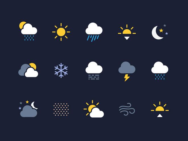 Siêu máy tính được sử dụng để phân tích các dữ liệu nhằm đưa ra những dự đoán về thời tiết trong khoảng thời gian sắp tới
