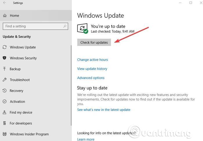 Cách sửa lỗi không thể Copy Paste trong Windows