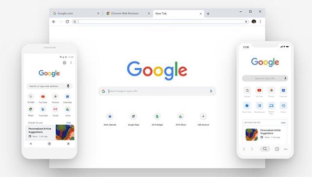 Google Chrome sở hữu khả năng đồng bộ hóa tuyệt vời