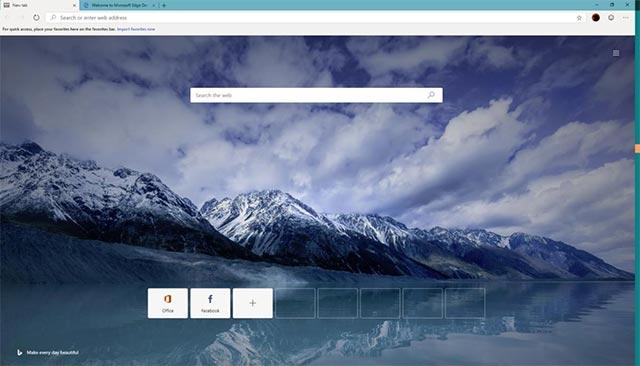 Microsoft Edge Chromium chứa đựng cả lợi thế của Chrome lẫn phiên bản cũ
