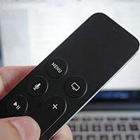 Cách điều khiển máy Mac bằng Apple TV Siri Remote