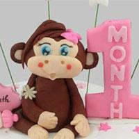 Hình ảnh bánh sinh nhật dễ thương dành cho bé trai và gái