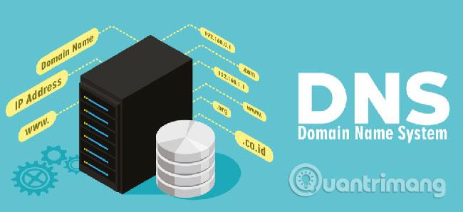 DNS và quyền riêng tư