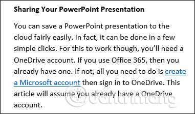 Cách sử dụng công cụ Learning trong Microsoft Word - Ảnh minh hoạ 6