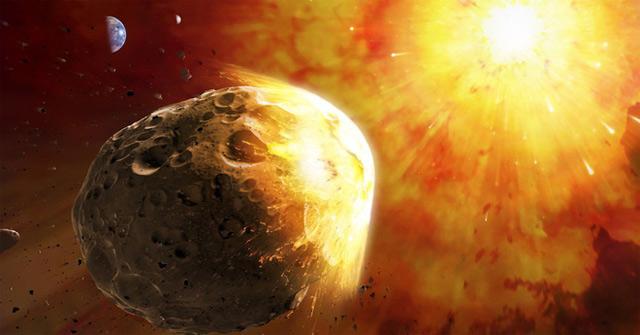 Một viên thiên thạch bằng vàng trị giá 700 tỷ tỷ USD đang bay cách Trái Đất 750 triệu kilomet