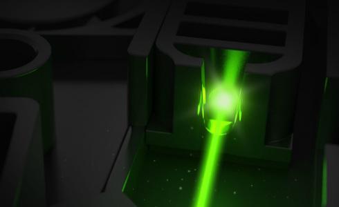 Máy lọc không khí Xiaomi Mi Air Purifier 2S được trang bị cảm biến laser phát hiện bụi tiên tiến.