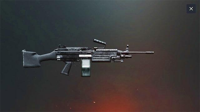 M249 PUBG Mobile