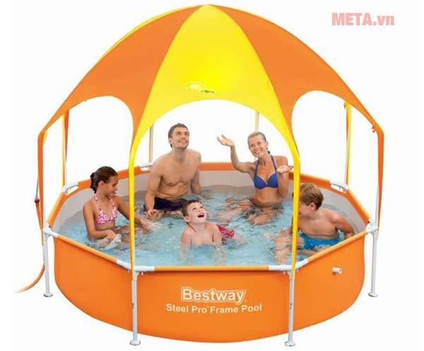Bể bơi gia đình 1