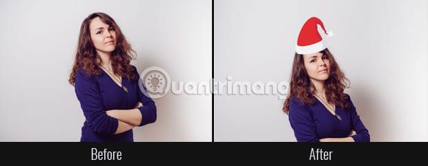 Hình ảnh trước và sau