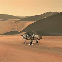 """NASA: """"Mặt trăng Titan của sao Thổ sẽ là điểm dừng chân tiếp theo của chúng tôi"""""""