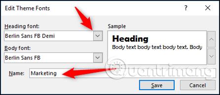 Cách sử dụng theme trong Excel - Ảnh minh hoạ 10