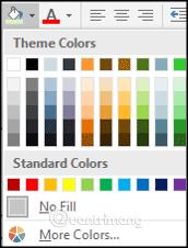 Cách sử dụng theme trong Excel - Ảnh minh hoạ 8