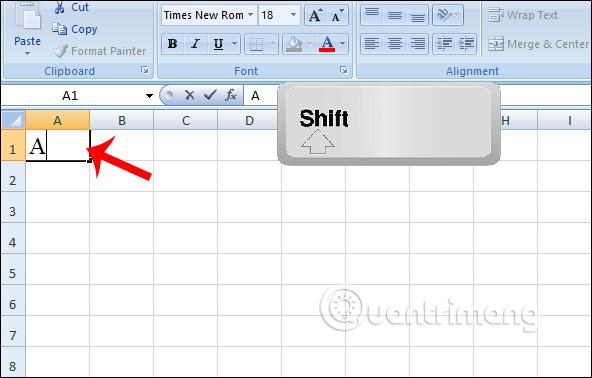 Cách viết hoa chữ cái đầu trong Excel