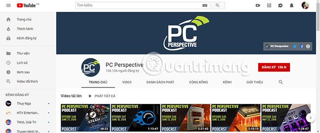 PC Perpective