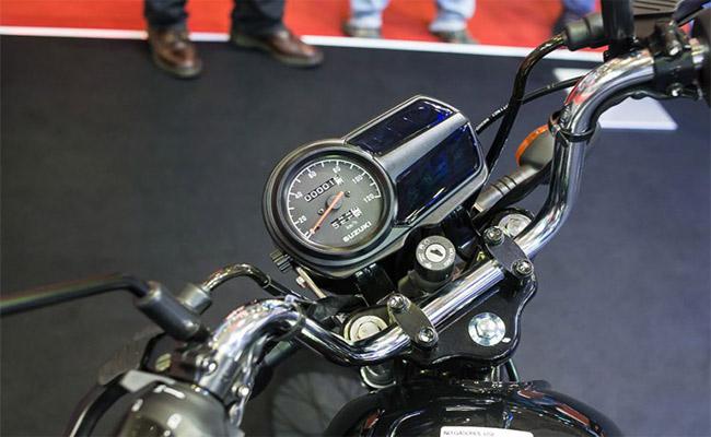 Suzuki GD 110 3