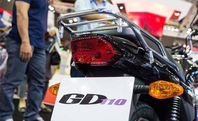Suzuki GD 110 5