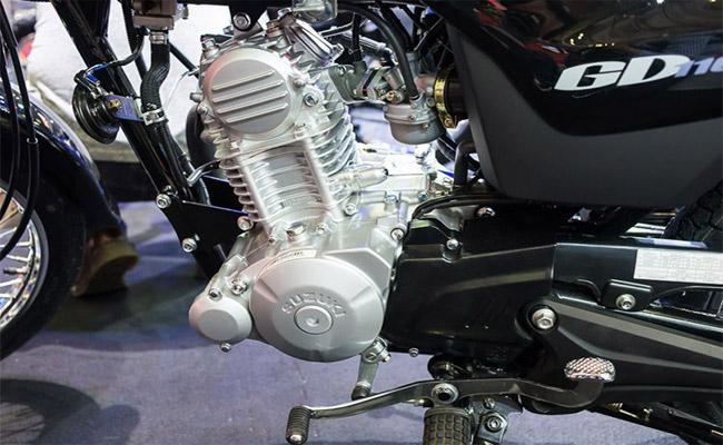 Suzuki GD 110 8