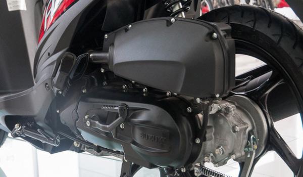 Xe máy Suzuki Address 110 Fi 2019 6