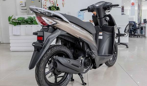 Xe máy Suzuki Address 110 Fi 2019 1